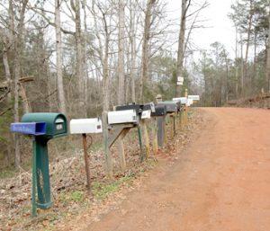 Oconee roads program accepts first member   Test