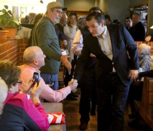 GOP signaling support for Ted Cruz | Test