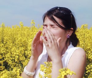 Sniffling and sneezing – the sounds of spring! | Test