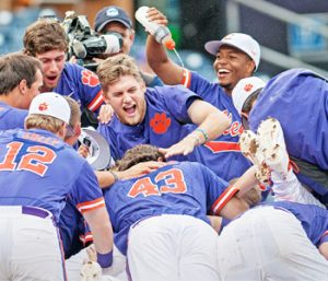 Tigers withstand delays, rally to claim ACC crown | Test