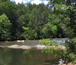 Kayakers found safe after search on Chattooga