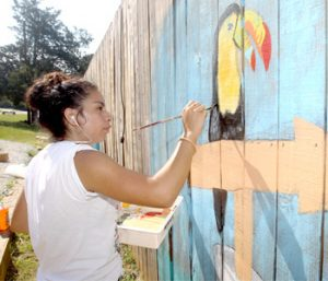 Marina enlists local help to liven up scenery | Test