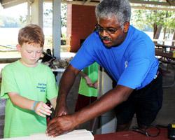Cub Scouts learn life skills | Test