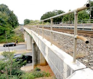 Clemson bridge replacement project delayed again | Test