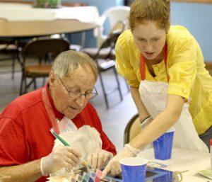 Program offers a break for caregivers   Test