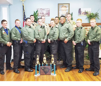 Sheriff's office Explorers take top honors at competition | Test