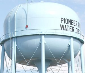 Pioneer dealing with odor, taste issue at new plant