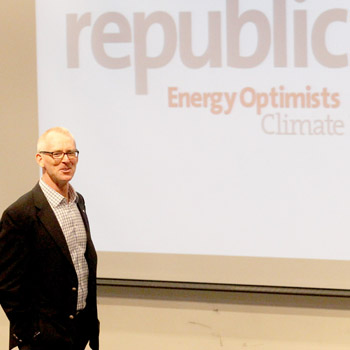 Inglis: Climate change real, but new approach needed