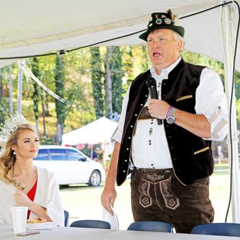 Walhalla kicks off annual Oktoberfest | Test