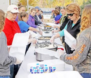 Feed the 5,000 in need of turkeys | Test