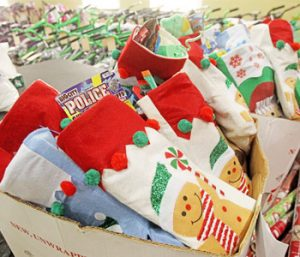 Program brings joy to families in need | Test