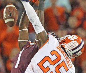 Clemson's new-look secondary has stepped up this year | Test