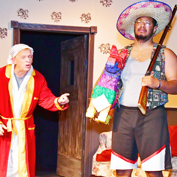 Christmas comedy comes to life at Clemson Little Theatre | Test