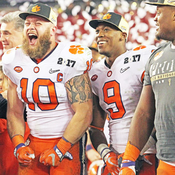 Tigers' title is result of program's well-established culture   Test