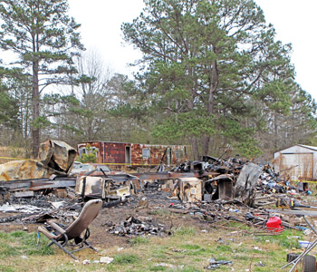 Coroner announces autopsy findings from Oconee fire deaths | Test