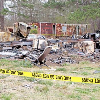 Fires claim 3 lives | Test