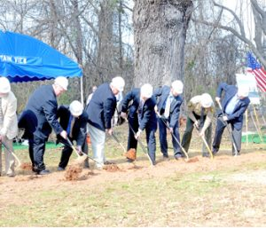 Groundbreaking held for new Pickens jail | Test