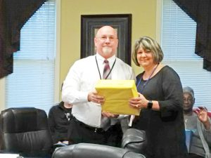 Mize honored for 35 years of service | Test
