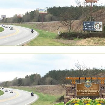 Destination Oconee manager to visit signage sites | Test