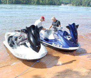 Safe boats help save lives