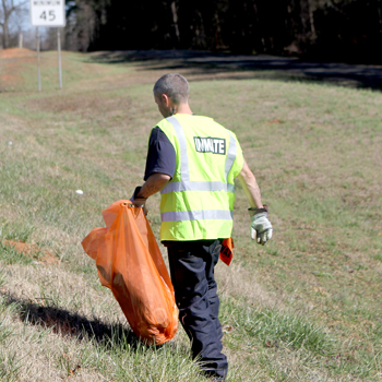 Sheriff's office part of team effort to clean up Pickens County highways | Test