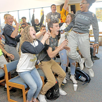 Seneca High named state's top school