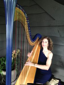 Harpist to play at World of Energy | Test