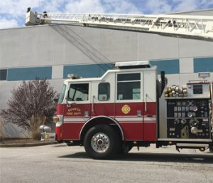Crews respond to workplace incidents | Test