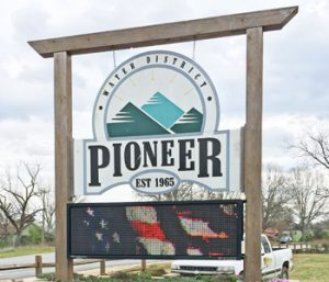 Pioneer provides contract, board contacts | Test