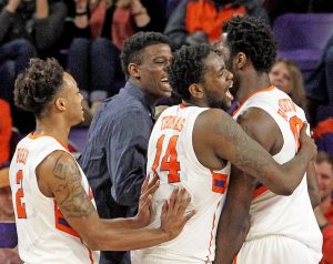 Tigers hope to 'make noise' in ACC Tournament | Test