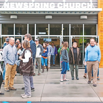 NewSpring Church finds 'perfect fit' in Clemson community | Test