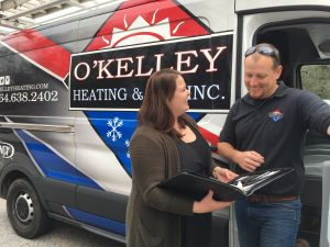 O'Kelley Heating and Air celebrates 50 years | Test