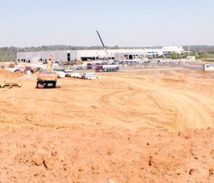 Alliance Pickens director excited about projects at commerce park | Test
