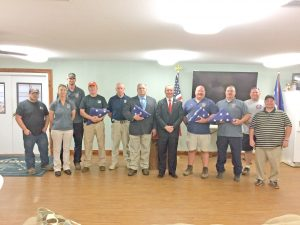 Congressman honors first responders during Townville visit | Test