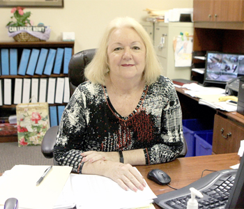 Goehle reminisces on last day as Walhalla admin | Test