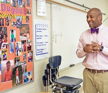 Ravenel teacher still inspiring students after strokes | Test