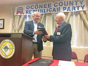 Jerome chosen to lead Oconee GOP | Test