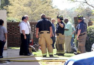Officials investigating closet fire at Seneca apartment | Test