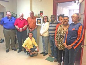Clemson-Calhoun Rotary Club gives AEDs to Clemson, Pendleton | Test