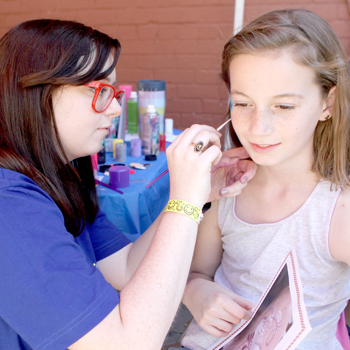 Inaugural Spring into Clemson festival offers fun for all | Test
