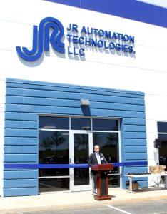JR Automation cuts ribbon on new facility | Test