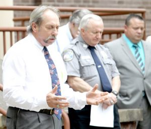 National Day of Prayer events held   Test