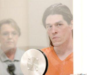No bond for murder suspect   Test