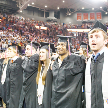 Clemson graduations set to continue today | Test