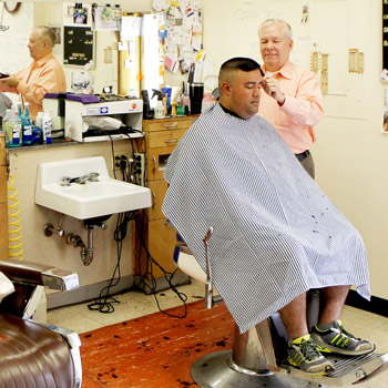 Clemson House barbershop to close after nearly 70 years of business | Test