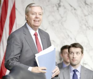 Graham eager to hear Comey | Test