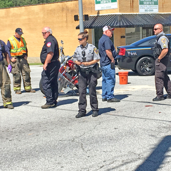 Man dies days after motorcycle wreck | Test