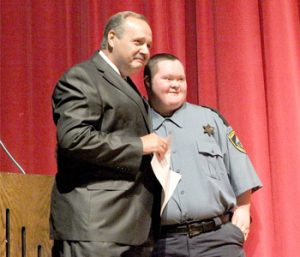 West-Oak student honored by sheriff's office | Test