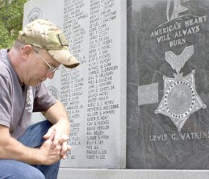 Local soldier reflects on active duty