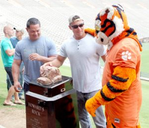 Marines get taste of Clemson military heritage, football | Test